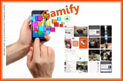 gamify Digital convention app by juloot interactive