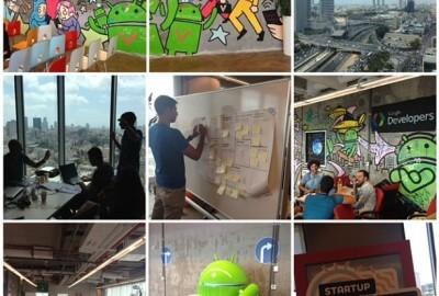Startup-Live-TLV-app-mentoring-@-Google-Campus-juloot-interactive