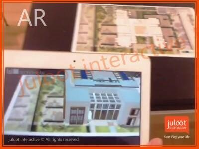 AR app by juloot interactive portfolio
