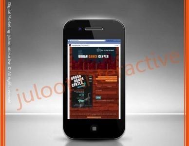UDC fb landing app by juloot interactive