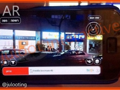AR geo location app by juloot interactive