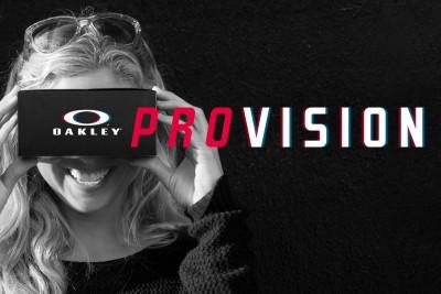 Oakley ProVision Header